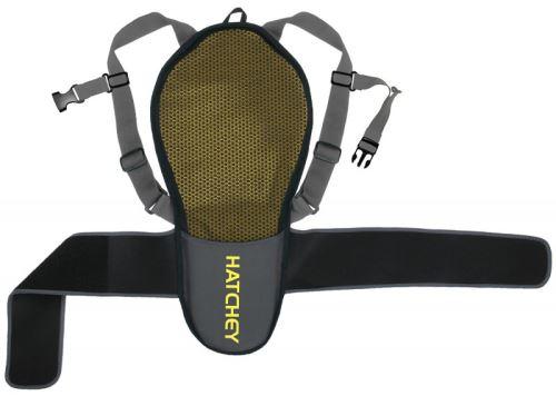 Páteřák Hatchey Antishock II Šedá/Žlutá