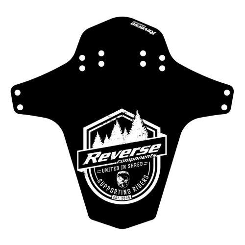 Blatník přední Reverse MudGuard Supporting Riders
