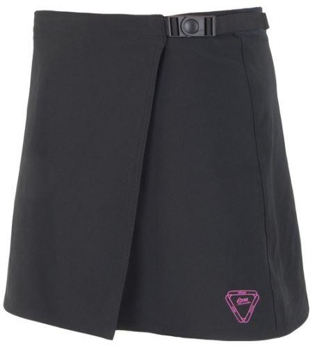Cyklistická dámská sukně SENSOR LUNA Černá