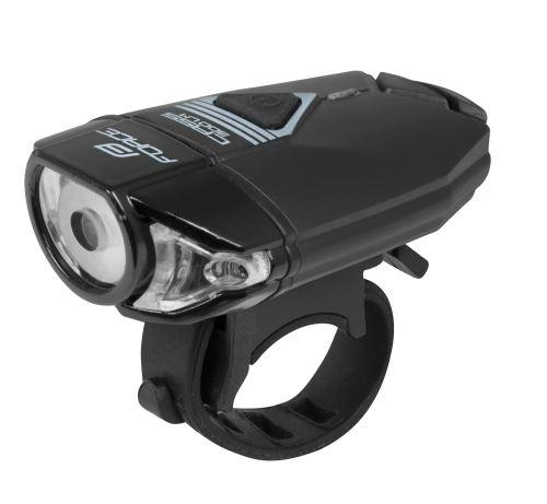 Světlo přední FORCE CASS 300LM, USB