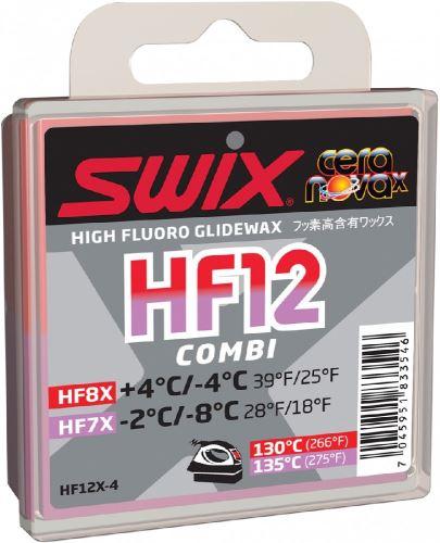 Vosk SWIX HF12X 40g combi