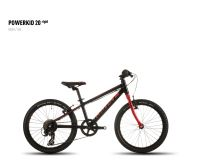 GHOST Powerkid 20 2016 black/red 20""